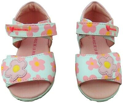 Baby Girl AGATHA RUIZ de la PRADA *SANDALS 9/12M, UK4 2 styles LEATHER eu20 BNWT 3