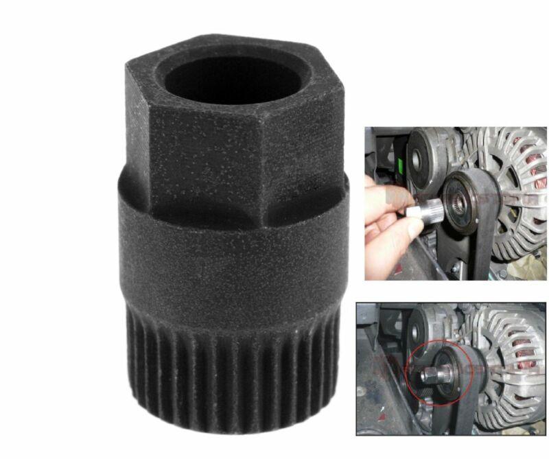 33 Teeth Spline Alternator Clutch Free Wheel Pulley Removal Tool 3400 Alternator