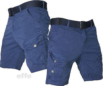 6e45d9fec3b4a ... Bermuda homme Short casual pantalon coton court Cargo poches amples  avec 7