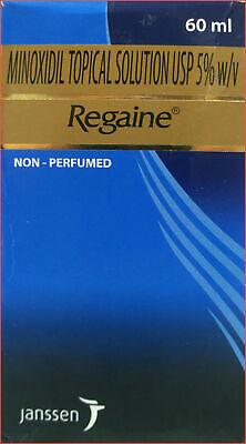 Regaine 5% Minoxidil Topical Men's  Strength  Hair Loss  60Ml 2