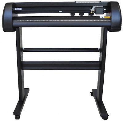 "15x15"" Heat Press,500g Metal Vinyl Cutter Plotter,Printer+CISS+Ink Tshirt Bundle 2"