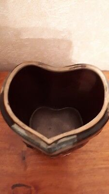 Antique Japanese Sumida gawa pottery tobacco /  ginger jar. 5