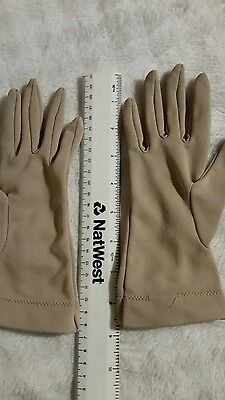 Vintage 1950's  Gloves Size small 3