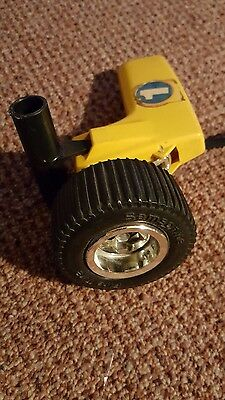 Vintage -FIRE TIRE 1970's Samsonite toy Very Rare Toy Hard to find 2