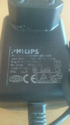 Cargador ac/dc adaptor Philips charger Dc 5.2V / 450mA (756004) 3