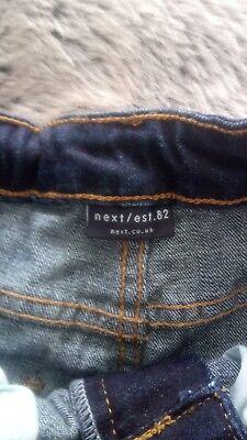 Boys Next Blue Skinny Jeans, Age 11 5