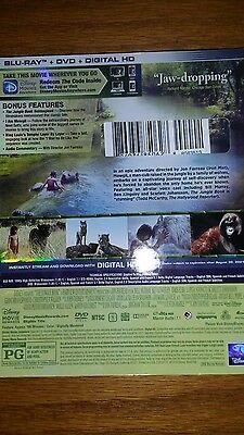 Disney, The Jungle Book (Blu-ray/DVD, 2016, Includes Digital Copy) 2