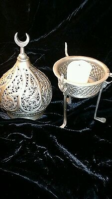 Arabesque Incense /candal burner. 10