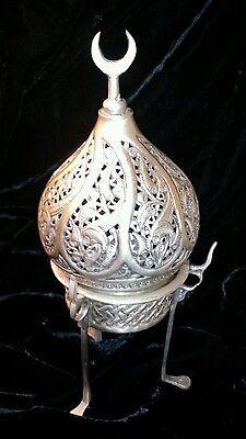 Arabesque Incense /candal burner. 3