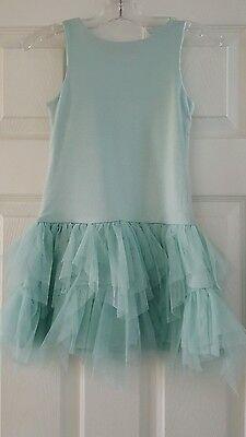 3a56b85f27f NWT GIRLS ZUNIE Crochet Tulle Dress Size 5  45 -  27.99