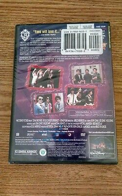 Jonas Brothers:The Concert Experience ~ DVD 2009 (BN) 2
