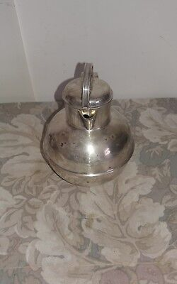 Antique/ Apollo EPNS/ Bernard Rices Sons Tea Pot/ # 2213 4