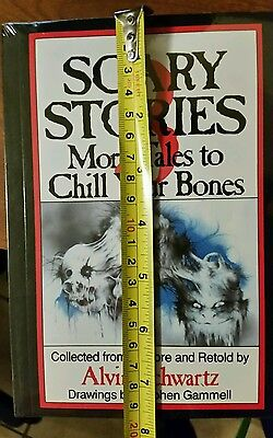 Scary Stories To Tell In The Dark Book Set Volume 1,2,3, Kids books New 3