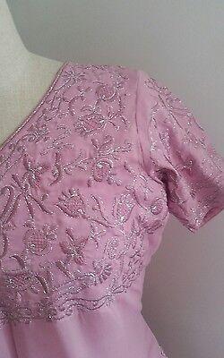 Eid partyware pakistani designer shalwar kameez anarkali saree sari lengha suit 4