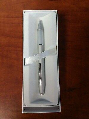 Cross Easy Writer, Satin Chrome Ballpoint Pen 3