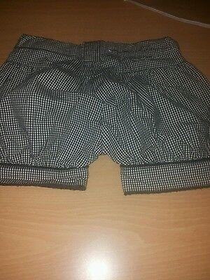 Pantaloni shorts bimba tg 3 3