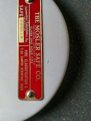 MOSLER ( F1-D ) Rated Class C Safe 22 X 22 X 53