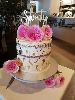 21st 30th 40th 50th 60th 70th 80th 90th Birthday Cake Topper Aus Seller 3