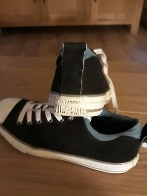 Converse Size 4.5.....In Good Used Condition....unisex...... 3