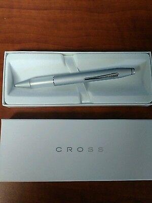Cross Easy Writer, Satin Chrome Ballpoint Pen 2