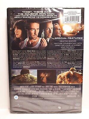 The Incredible Hulk (DVD, Widescreen, Bilingual) *NEW* 2