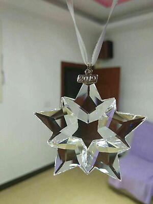 Swarovski Crystal 2019 ANNUAL EDITION LARGE CHRISTMAS ORNAMENT gift 5427990 4