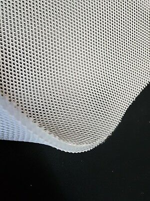 CUSHIONING /& MORE SP12C - SOFT 142cm wide 4mm* 3D Spacer Mesh COFFEE
