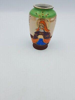 Satsuma pottery vintage Antique Japanese
