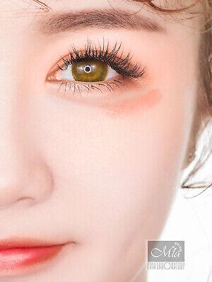 Mia Synthetic Mink Faux Mink Lash Individual Eyelash Extension Semi Permanent 8