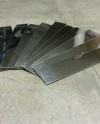 "Shim Stock Assortment Steel 1"" x 6"" .001 .002 .003 .004 .005 0.001 0.002 0.003"