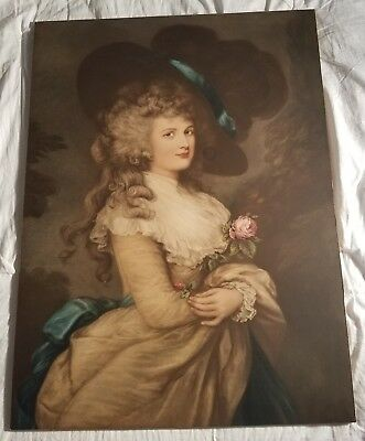 After Gainsborough - Her Grace Georgiana Duchess of Devonshire - Rare & Large - 2