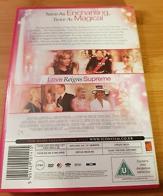 The Prince & Me 2 The Royal Wedding DVD 2