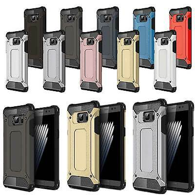 For Samsung Galaxy Note 5 - SuperGuardZ® Heavy-Duty Shockproof Cover Case Armor 3