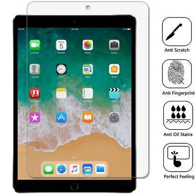 iPad 9.7 (2018) 6th Gen [2-PACK BISEN] Clear Screen Protector Guard Shield Saver