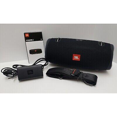 JBL Xtreme 2 Bluetooth Wireless Speaker - Black 3