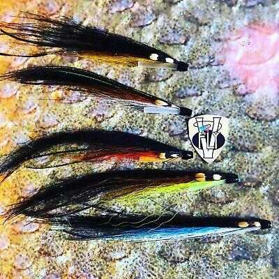 2 V Fly Ultimate Silver Lady of Gabo Alta Salmon V Tubes /& V1 HD Trebles