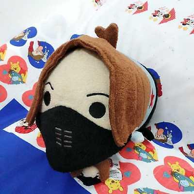 Authentic with tag medium Tsum tsum plush winter soldier disney store exclusive