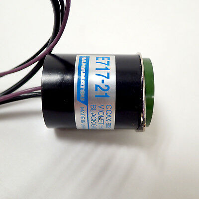 Hamamatsu E717-21 11 Pin Socket Assembly Only For Photomultiplier Tube Pmt 4