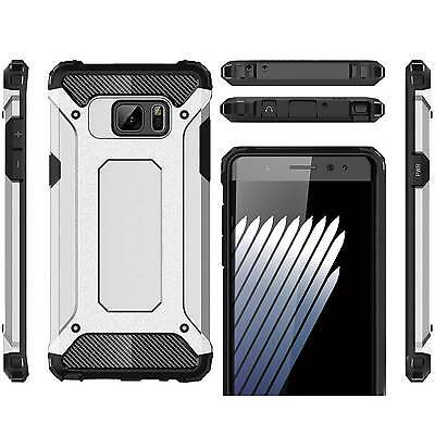 For Samsung Galaxy Note 5 - SuperGuardZ® Heavy-Duty Shockproof Cover Case Armor 4