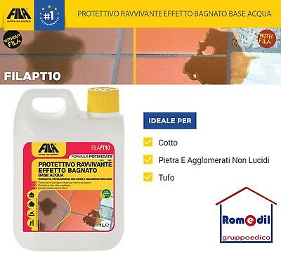 Protettivo Ravvivante FILAPT10 FILA PT 10 Effetto Bagnato Cotto Oliorepellente