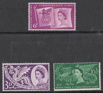 GB QE2 1953 to 1967 Predecimal Commemorative Sets MNH. Choice of Sets. 3