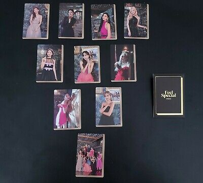 TWICE Feel Special Pre-Order Photocard Set 4