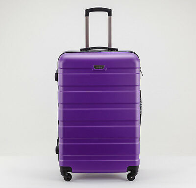 28 inch (100L) Large Luggage Trolley Travel Bag 4 Wheels hard shell suitcase 2