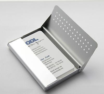 Troika Neu Visitenkartenbox Visitenkarten Box Aus Metall