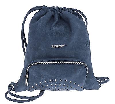 6d2d9d3b97266 ... Beutel ELEPHANT GLAM SHINE Damen Rucksack Handtasche Damenrucksack  Kunstleder WA 8