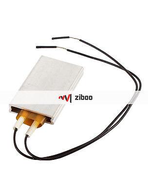 Aluminum PTC Heater Thermostat Heating Plate Constant Temperature 220V200C 4