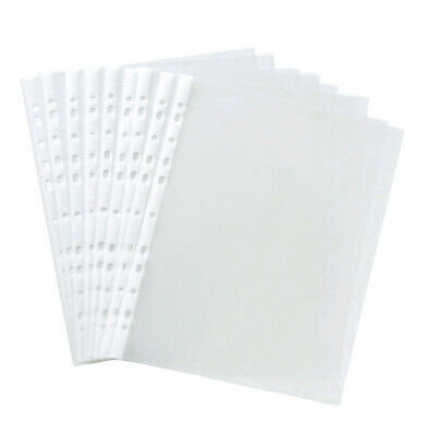 200 Sheet Protectors, Holds 8.5 x 11 inch Sheets 5