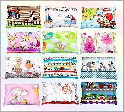 cot / cot bed spare pillowcases 40x60 cm new patterns cotton baby boy girl  kids 2