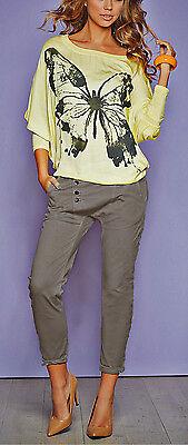 """""""Retourenware"""" Coole Boyfriend Jeans Hose Grau GR. 42 Stretch 908653 NEU TOP! 5"""