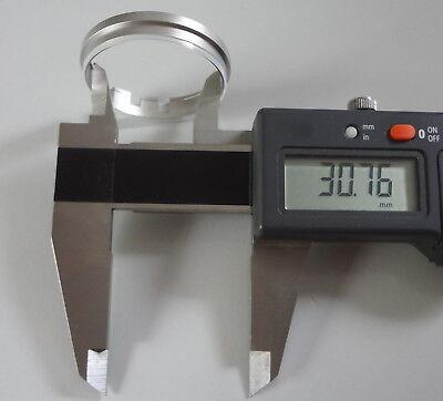 Uhren-Gehäuse für Uhr-Werk VALJOUX 7733 aus Edelstahl mit Zeiger #229534 ungetra